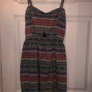 cutout dress